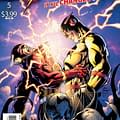 Preview: Flashpoint #5 by Geoff Johns And Andy Kubert