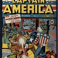 Captain America Comics #1 Sells For Record $343000