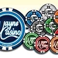 I Lost&#8230 But You Can Win Wayne Casino Poker Chips