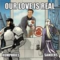 A Taxonomy Of Our Love Is Real by Sam Humphries
