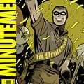 The First Five Pages Of Before Watchmen By Darwyn Cooke