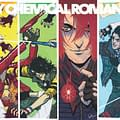 Killjoys By Becky Cloonan And Gerard Way On Track For 2013 Release