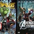 Peter David Writes Avengers Season One
