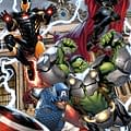 More Uncanny Avengers Art &#8211 And How To Make It Pay