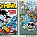 NYCC Debut: G-Man Coming Home #1 by Chris Giarrusso &#038 Jacob Chabot