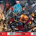 So Who Is In The New Avengers Comic Anyway