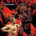 Avatar Plug of the Week: FERALS #12 &#8211 Werewolf War