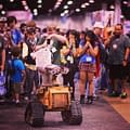 The Real Wall-E At WonderCon
