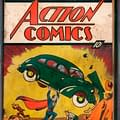 The Action Comics #1 Found In The Wall Of An Old House Sells For $175000