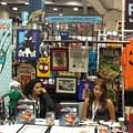 Almost A Hundred Photos Of Small Press Booths At San Diego Comic Con 2013
