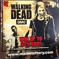 Welcome To The Maine Walking Dead Lottery. Abandon All Hope&#8230