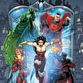 Kevin Maguire Off Justice League 3000 Howard Porter On From #1&#8230