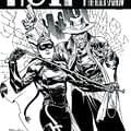 Dynamite Launches Noir #1 With The Shadow