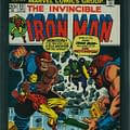Thanos Is Still Rising: First Appearance In Iron Man 55 CGC 9.8 Hits New High With $13025 Sale