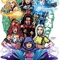 George Perez She-Devils &#8211 An Eight-Strong Superheroine Comic For Boom