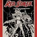 Frank Thornes Red Sonja &#8211 Dynamite To Join The Original Art Reproduction Business
