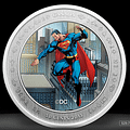 Even Supermans Coins Are Lenticular &#8211 And In French Kryptonian