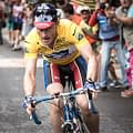 First Official Image Of Ben Foster As Lance Armstrong