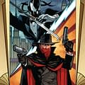 The Shadow Vs Grendel &#8211 Written And Drawn By Matt Wagner