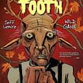 Jeff Lemire To Publish Roughneck With Simon &#038 Schuster