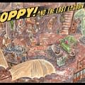 Dark Horse Announces Childrens Graphic Novel Series Poppy From Matt Kindt and Brian Hurtt