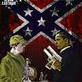 Gun-Toting Obama Takes On The Confederate Flag In The Other Dead #4 (SPOILERS)