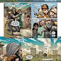 Advanced Look At Valiants 4001 A.D. In Eternal Warrior #5