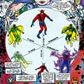 Hank Pym Rewrites The Physical Rules Of The Marvel Universe As Explained By The Watcher