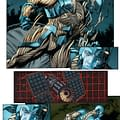 Advanced Previews Of X-O Manowar #23 The Prelude To Armor Hunters
