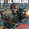 Brazil Now Has Its Own Judge Dredd Megazine &#8211 And Its Damn Magnetic For Readers