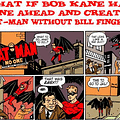 Ty Templeton Shows Us Bob Kanes Batman&#8230 But What About Frank D. Fosters