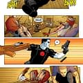 Advanced Look At Archer &#038 Armstrong #18 &#8211 Mission: Improbable