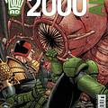 Preview This Weeks 2000AD &#8211 Judge Dredd ABC Warriors Thargs 3Rillers Future Shocks Grey Area