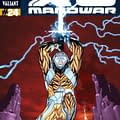 Prelude To Armor Hunters &#8211 First Look At X-O Manowar #24