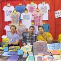 Day Two MoCCA Fest Gallery – So Much Smileyness