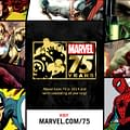 Choose Your Own Marvel Adventure &#8211 Help Build Marvels 75th Anniversary Omnibus