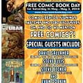 How The Only Living Boy Is Celebrating Free Comic Book Day &#8211 In Staten Island And Everywhere