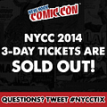 New York Comic Con Sells Out 3-Day Passes In Minutes As Scalpers Come To Town