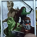 First Look At The Guardians Of The Galaxy Cartoon