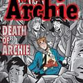 Prints Charming &#8211 Archie Reprinted Only To Die Again As Well As Spider-Man 2099 Grayson Ms Marvel Harley Quinn The Wicked + The Divine