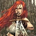 Exclusive Extended Preview For Red Sonja #0