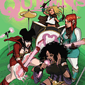 Catching Up On Rat Queens #6 &#8211 A Family For Better Or For Worse
