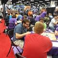 Bleeding Gen Con Day Three – Is Gaming 'Graying'?