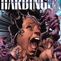 Triple Shot Preview &#8211 The Delinquents #1 Armor Hunters: Bloodshot #2 And Armor Hunters: Harbinger #2