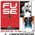 Things To Do In London If You Like Cool Image Comics