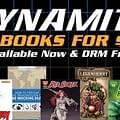 Dynamite To Accept Bitcoin For Digital Comic Sales Plus 25 Books For $10