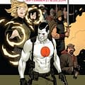 The Valiant: First Look Available For Free At The Long Beach Comic Con