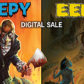 Just In Time For Halloween &#8211 Its The Creepy And Eerie Digital Sale From Dark Horse