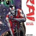 Advanced Preview Of Valiants Rai #5