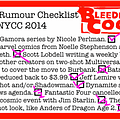 Checking The NYCC Rumour Checklist &#8211 Things We Got Right And Things We Got Wrong